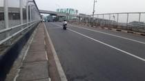 Ini Jembatan Lokasi Pelemparan Batu ke Mobil Brigjen TNI di Tol