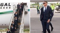 8 Gaya Tim Piala Dunia 2018 Saat Tiba di Rusia, Ganteng Semua
