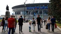 Piala Dunia Genjot Kunjungan Wisatawan ke Rusia