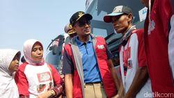 Sandiaga Uno Pastikan MRT akan Gratis Sepanjang Asian Games