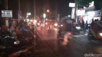 Waspada! Ada Festival Tong Tong Klek, Lalin di Rembang Padat