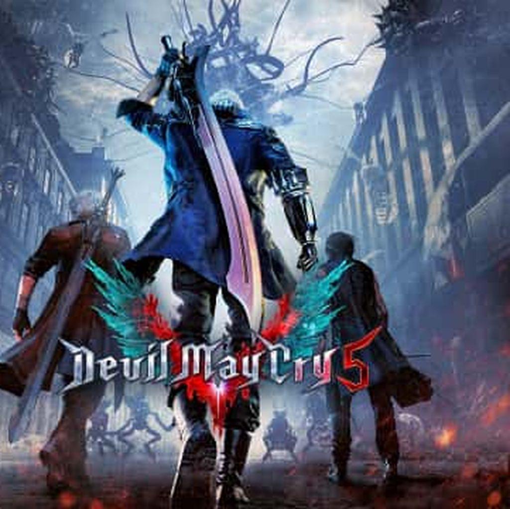 Resmi Dirilis, Nero Jadi Jagoan di Devil May Cry 5