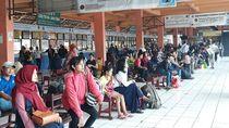 H-3 Lebaran, Terminal Kampung Rambutan Diramaikan Pemudik