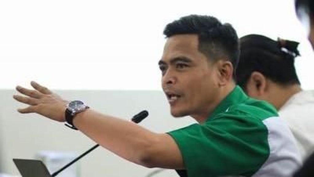 Mundurnya Nuruzzaman dari Gerindra Berlanjut Somasi