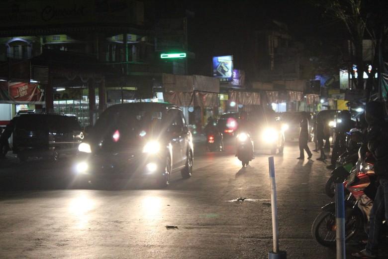 Volume Kendaraan di Jalur Mudik Bandung-Garut Mulai Meningkat