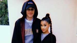 Ini Pete Davidson, Tunangan Ariana Grande