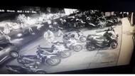 Aksi Geng Motor Merusuh di Fatmawati Terekam CCTV