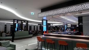 Melihat Lounge Mewah Etihad di Bandara Abu Dhabi