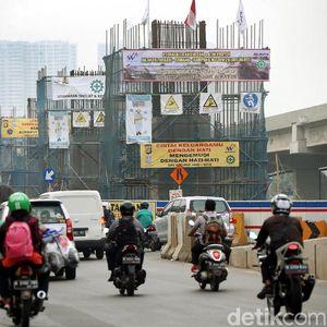 Infrastruktur Gencar Dibangun, Konsumsi Semen Naik 3%