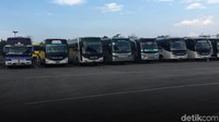 Larangan Operasi Bus AKAP Diperpanjang sampai 7 Juni