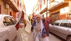 Mengintip Persiapan Pengantin Wanita Aljazair