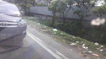 Sampah Berserakan di Tol, KLHK Siapkan Solusi untuk Mudik Tahun Depan