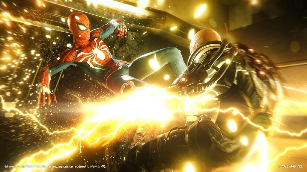 5 Karakter Ini Siap Jadi Musuh di Game Spider-Man