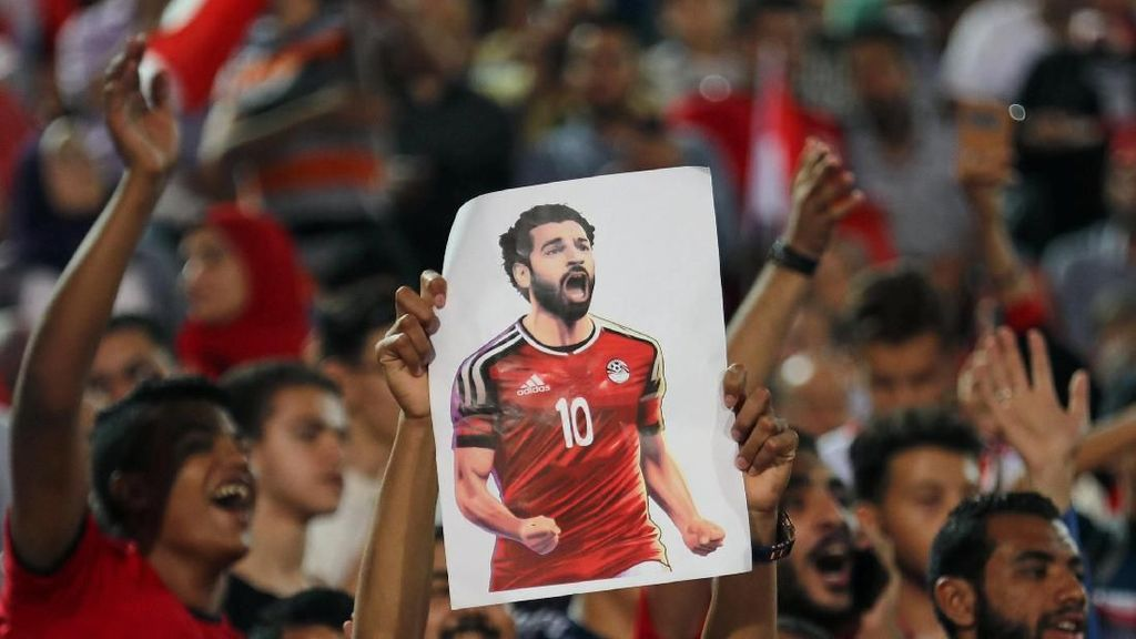 Preview Mesir Vs Uruguay: Menanti Aksi Mohamed Salah