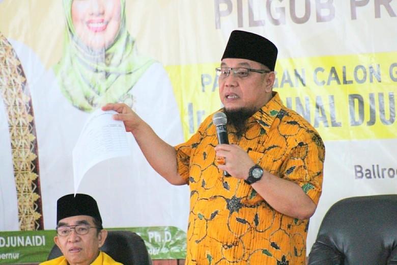 Arinal-Nunik Komitmen Rangkul Semua Kalangan Bangun Lampung