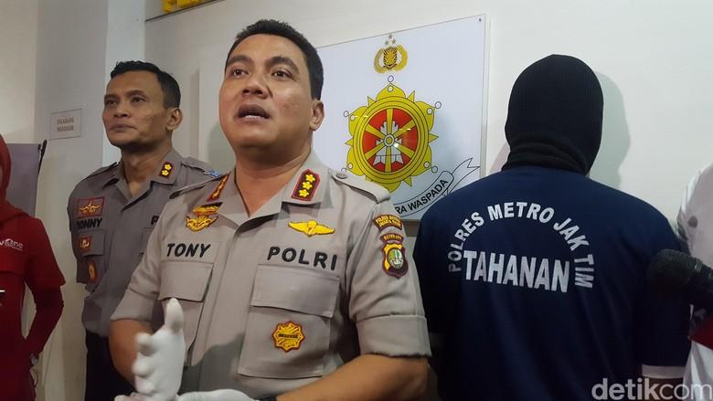 Polisi Bentuk Tim Gabungan Cegah Aksi Teror Batu di Jembatan