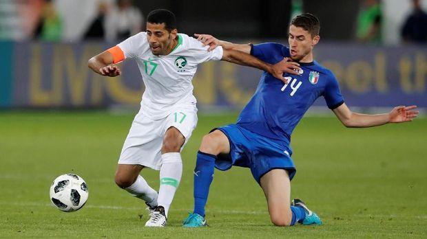Taiseer Al Jassam masuk daftar pemain terbaik Arab Saudi dalam satu dekade terakhir.