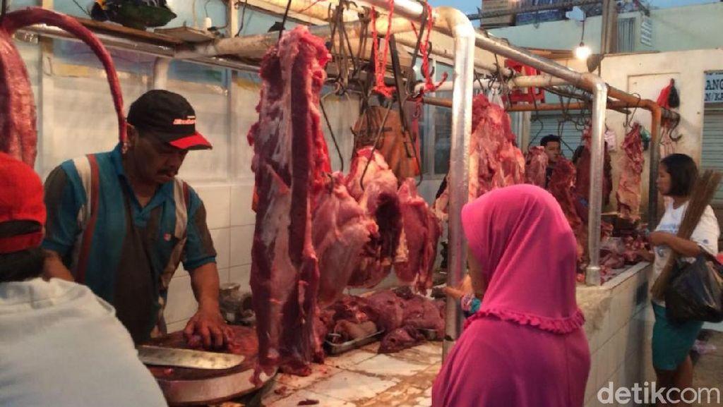 H-2 Lebaran, Harga Daging Sapi Naik Jadi Rp 150.000/Kg