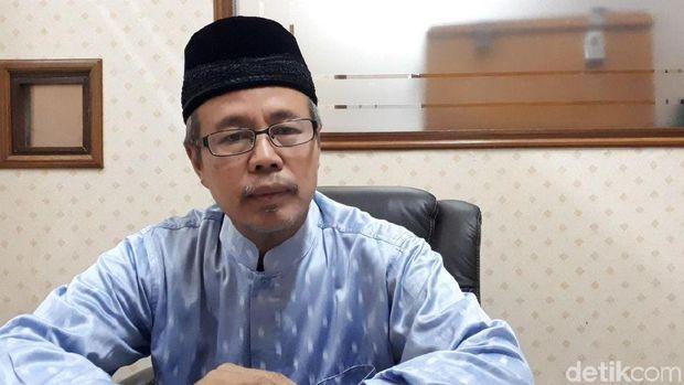 Ketua Panitia Ramadan dan Idul Fitri, Haji Yahya