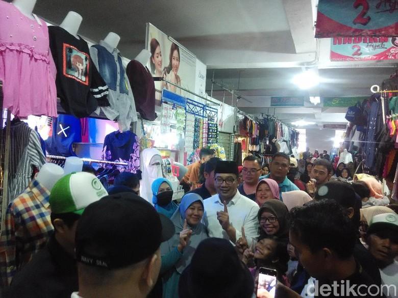Jelang Pencoblosan, Ridwan Kamil akan Fokus Keliling di Bandung Raya