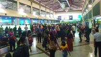 H-3 Lebaran, 377.704 Pemudik Berangkat dari Bandara Juanda