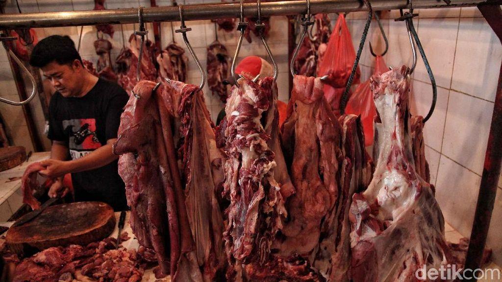 Disuntik Impor, Kebutuhan Daging Jelang Natal dan Tahun Baru Aman