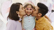 Bertema Sunny Day, Serunya Pesta Ulang Tahun Anak Dian Sastro
