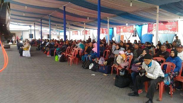 Kapal Mudik Gratis dari Tanjung Priok Diberangkatkan Hari Ini