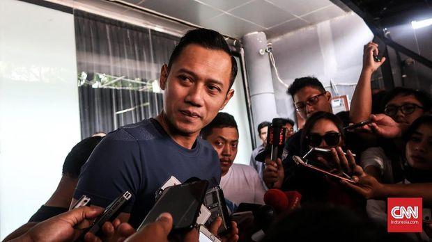 Politikus Partai Demokrat Agus Harimurti Yudhoyono (AHY), Rabu (13/6).