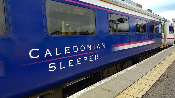 Caledonian merupakan kereta tidur yang berangkat dari London menuju dataran tinggi Skotlandia. Istimewa/Forbes.
