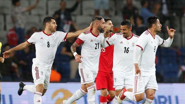 Timnas Iran berharap bisa membuat kejutan di Piala Dunia 2018.
