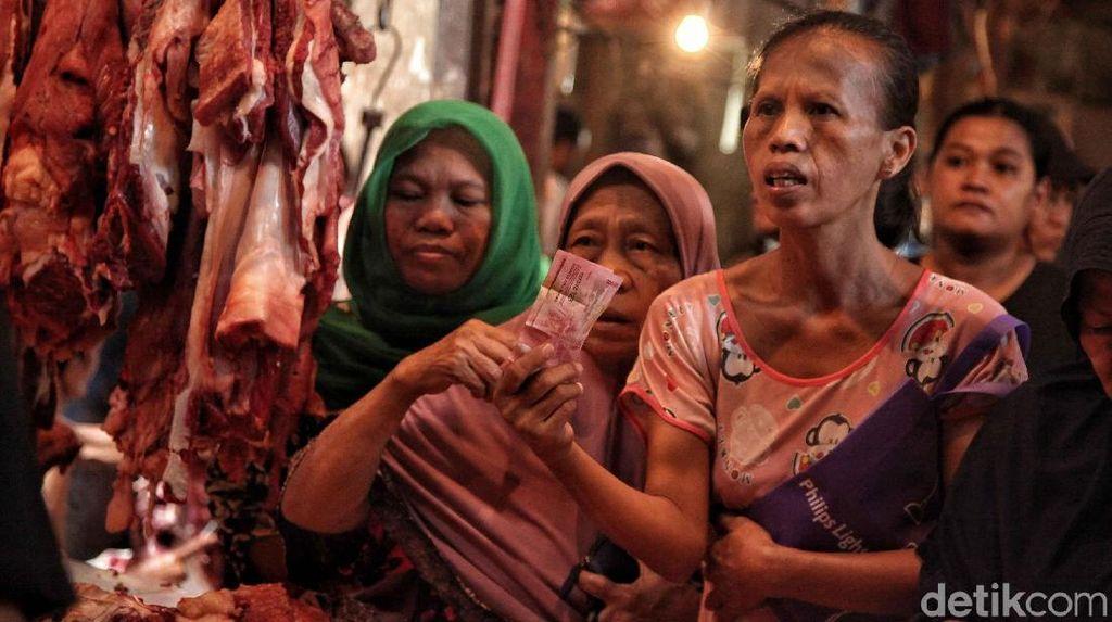 Harga Daging Sapi Masih Betah di Atas Rp 100.000/Kg