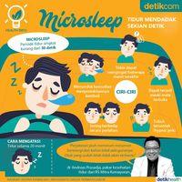Infografis Microsleep