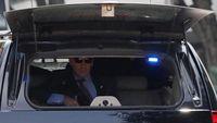 Sniper di konvoi mobil Donald Trump.