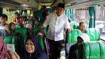 1.925 Warga Sidoarjo Mudik Gratis, Diantar 35 Bus ke-7 Tujuan