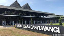 Jamu Tamu Asing, Pembangunan Sarana Bandara Banyuwangi Dikebut