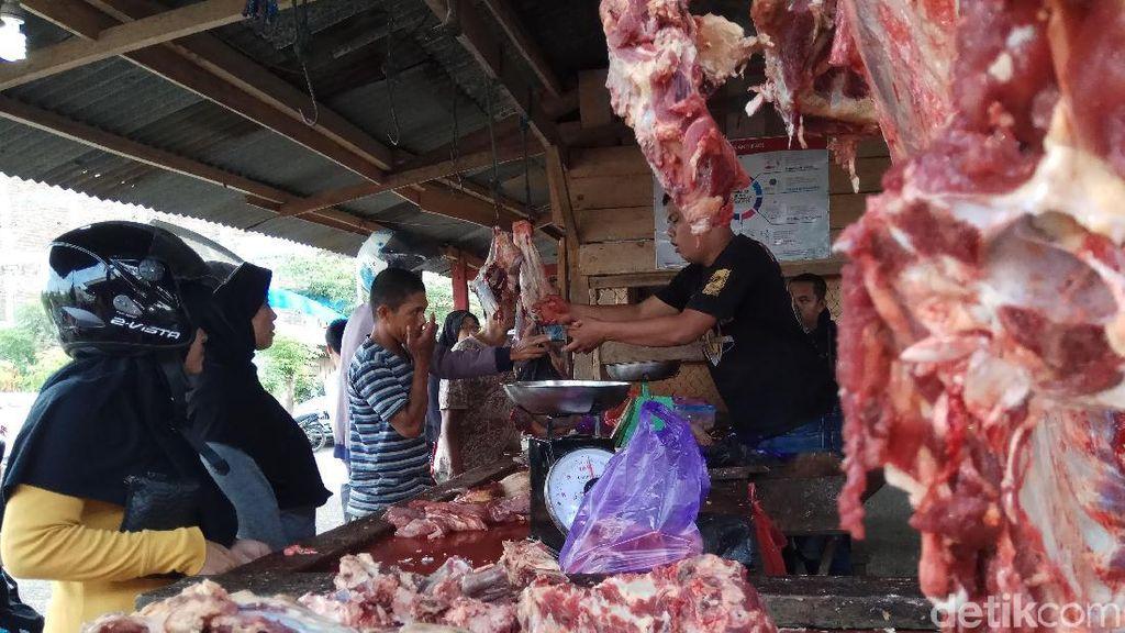 Harga Daging Sapi di Bone Naik Jadi Rp 120.000/Kg