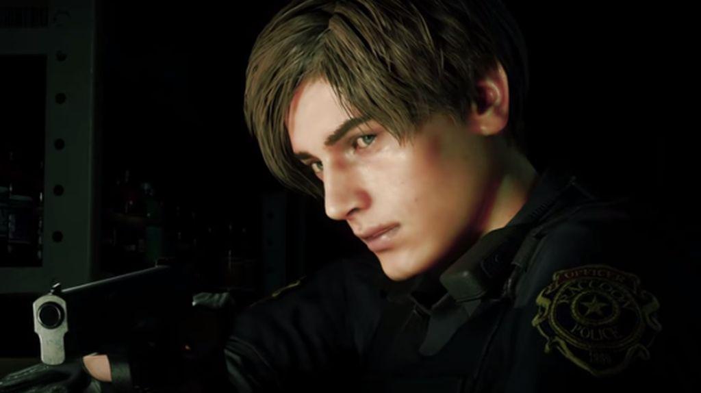 Resident Evil 2 Remake Tampilkan Leon Muda Versi HD