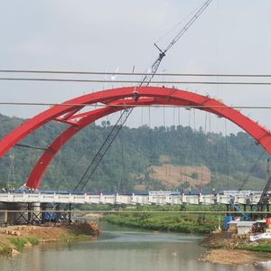 Fakta Ambruknya Cross Girder Jembatan Proyek Tol Waskita