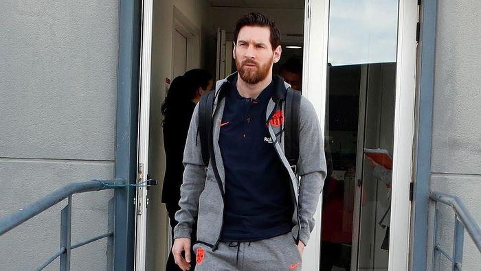 Gaya Leo Messi