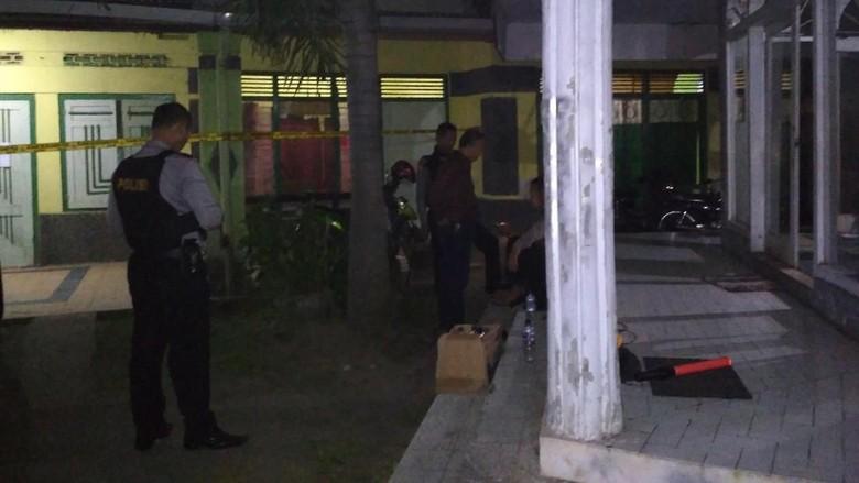 Polisi: K, Terduga Teroris di Blitar Sempat Melawan Saat Ditangkap
