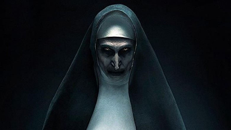 Terlalu Seram, Youtube Copot Cuplikan Iklan The Nun