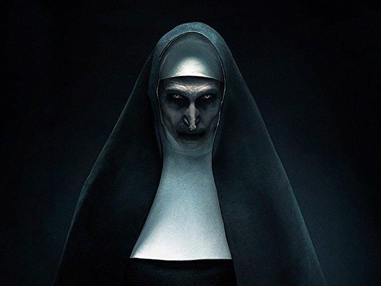 Merinding Tapi Nggak Sabar Lihat Valak Tebar Kengerian di The Nun
