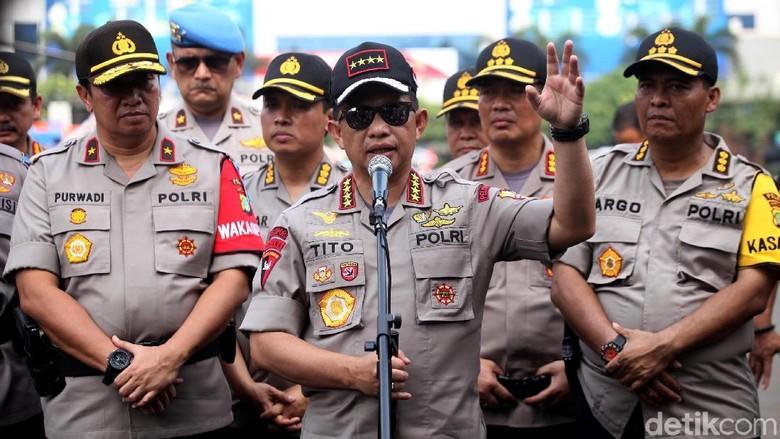 Polri-TNI Jamin Keamanan Selama Asian Games