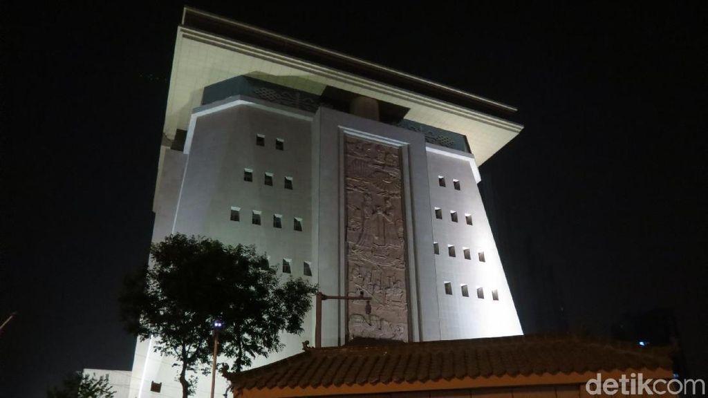 Foto: Museum Mongol yang Unik di Jalur Sutra China