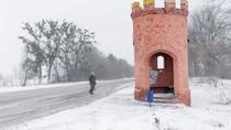 Deretan Halte Bus Unik di Era Uni Soviet
