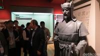Zhang Qian, utusan Kaisar Wu Di dari Dinasti Han. Dia bertualang dari China ke Eropa dan merintis Jalur Sutra. Jalur Sutra ini muncul sekitar 2.000 tahun lalu (Fitraya/detikTravel)