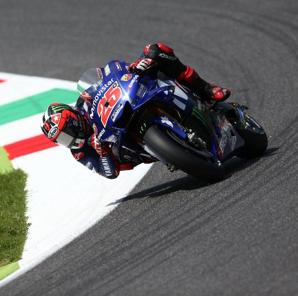 Vinales Targetkan Podium di MotoGP Catalunya