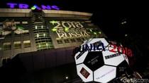 Ada Parade Bola Raksasa untuk Meriahkan Final Piala Dunia 2018
