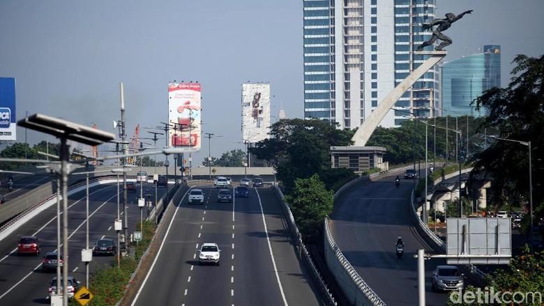 Ilustrasi Jakarta (Lamhot Aritonang/detikcom)